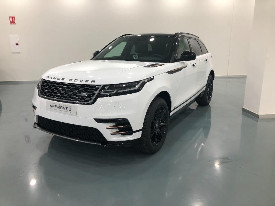LAND ROVER Range Rover Velar Blanco Diesel Automático 4x4 SUV 5 puertas 2020