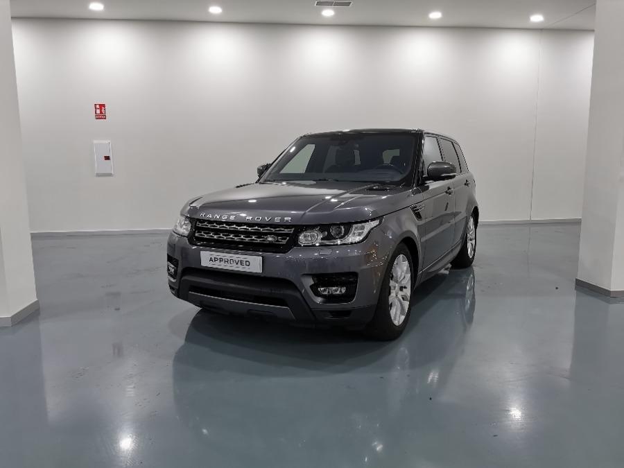 LAND ROVER Range Rover Sport Gris / Plata Diesel Automático 4x4 SUV 5 puertas 2016