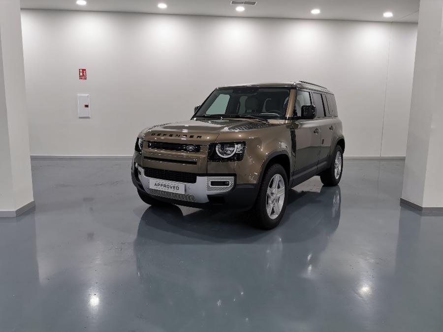LAND ROVER Defender Marrón Diesel Automático 4x4 SUV 5 puertas 2020