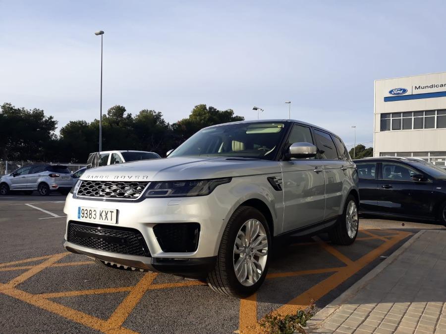 LAND ROVER Range Rover Sport Gris / Plata Gasolina Automático 4x4 SUV 5 puertas 2019