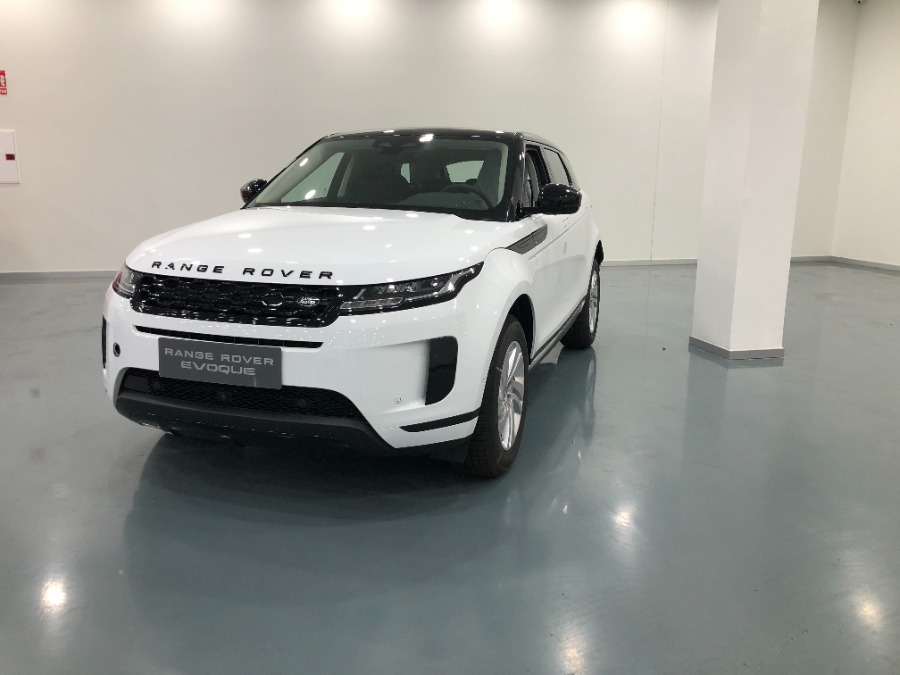 LAND ROVER Range Rover Evoque Blanco Eléctrico / Híbrido Automático 4x4 SUV 5 puertas 2021