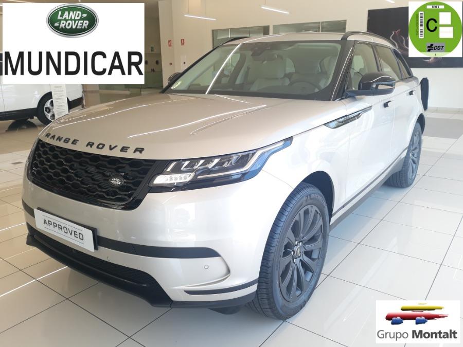 LAND ROVER Range Rover Velar Beige Diesel Automático 4x4 SUV 5 puertas 2019