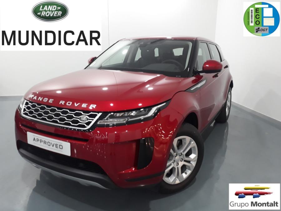 LAND ROVER Range Rover Evoque Granate Gasolina Automático 4x4 SUV 5 puertas 2019
