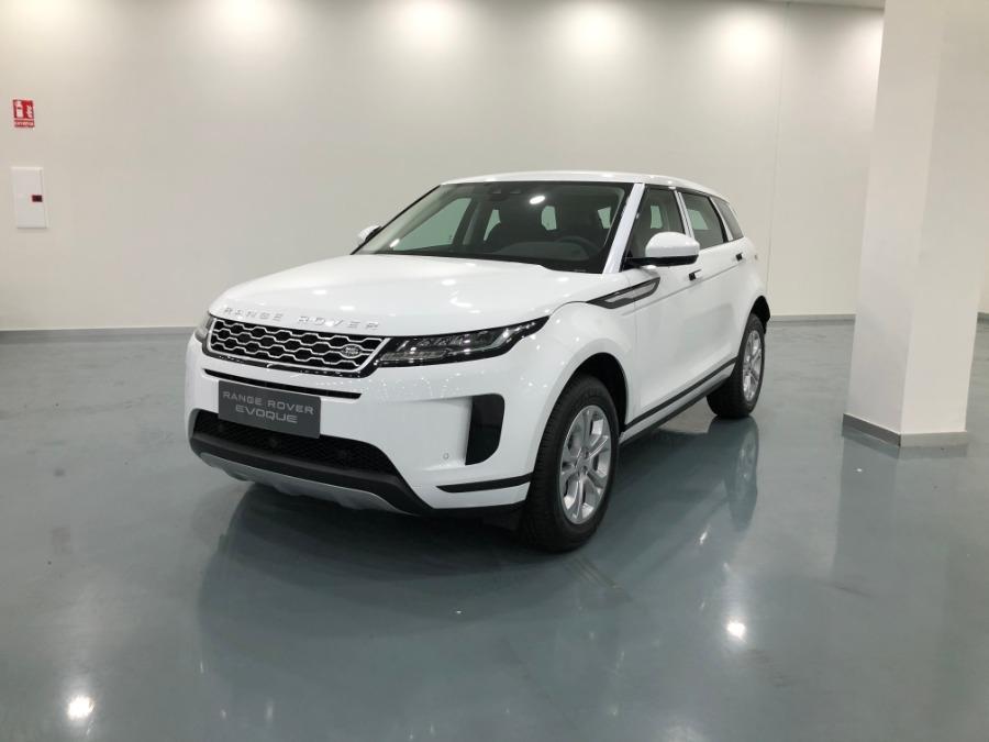 LAND ROVER Range Rover Evoque Blanco Eléctrico / Híbrido Automático 4x4 SUV 5 puertas 2020