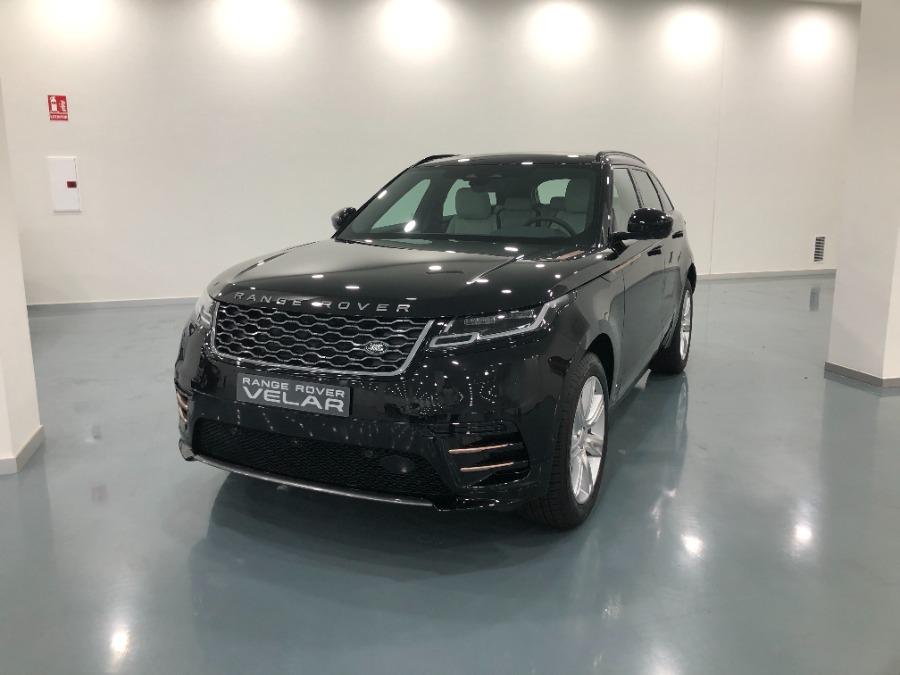 LAND ROVER Range Rover Velar Negro Eléctrico / Híbrido Automático 4x4 SUV 5 puertas 2021