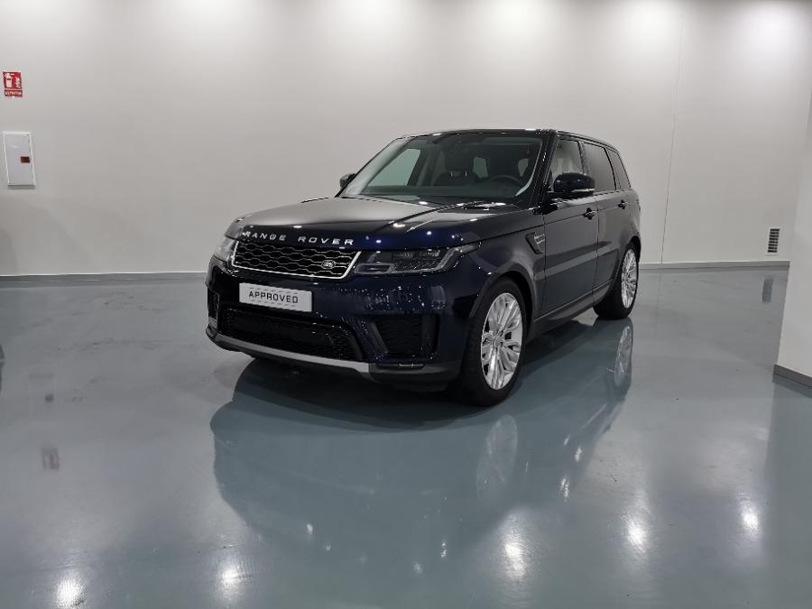 LAND ROVER Range Rover Sport Azul Diesel Automático 4x4 SUV 5 puertas 2020