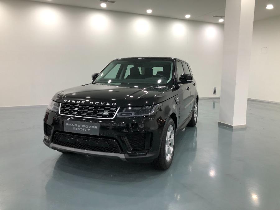 LAND ROVER Range Rover Sport Negro Eléctrico / Híbrido Automático 4x4 SUV 5 puertas 2021