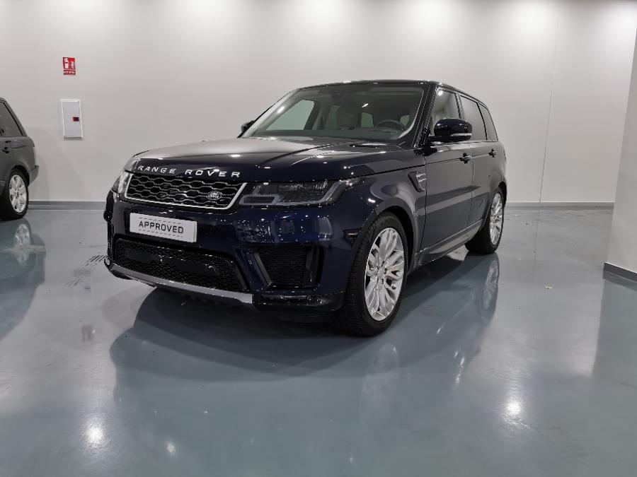 LAND ROVER Range Rover Sport Azul Diesel Automático 4x4 SUV 5 puertas 2019