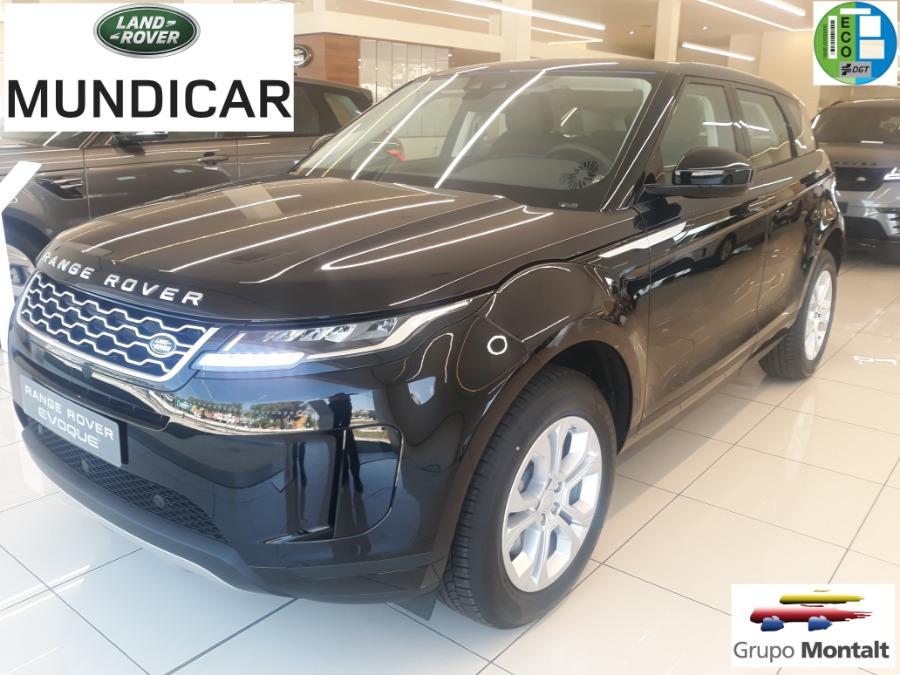 LAND ROVER Range Rover Evoque Negro Diesel Automático 4x4 SUV 5 puertas 2020