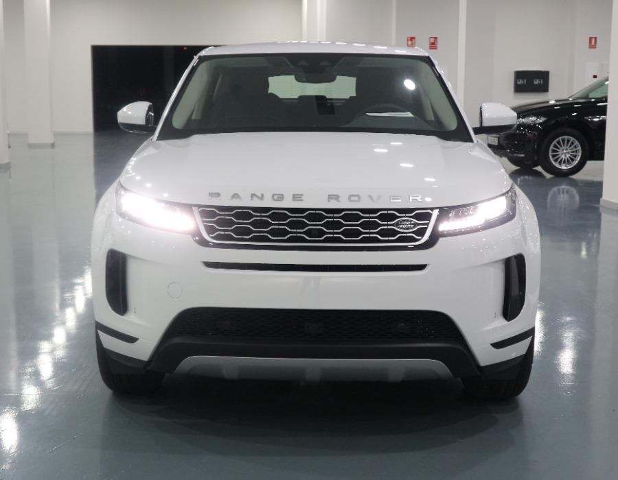 LAND ROVER Range Rover Evoque Blanco Diesel Automático 4x4 SUV 5 puertas 2020