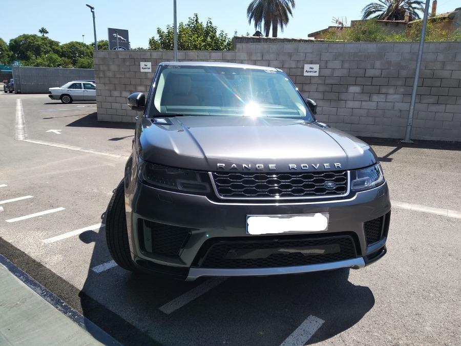LAND ROVER Range Rover Sport Gris / Plata Diesel Automático 4x4 SUV 5 puertas 2019