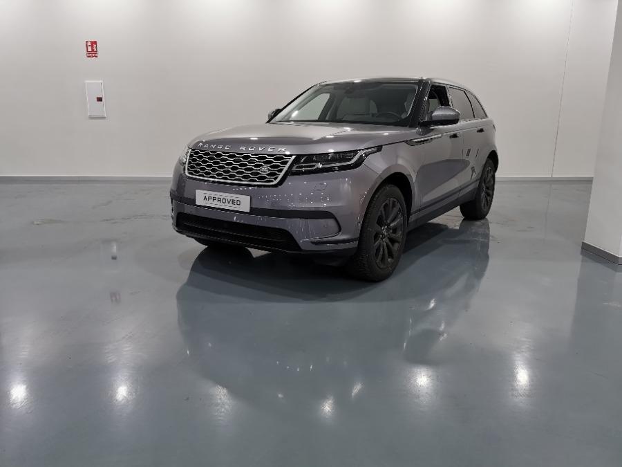 LAND ROVER Range Rover Velar Gris / Plata Diesel Automático 4x4 SUV 5 puertas 2020