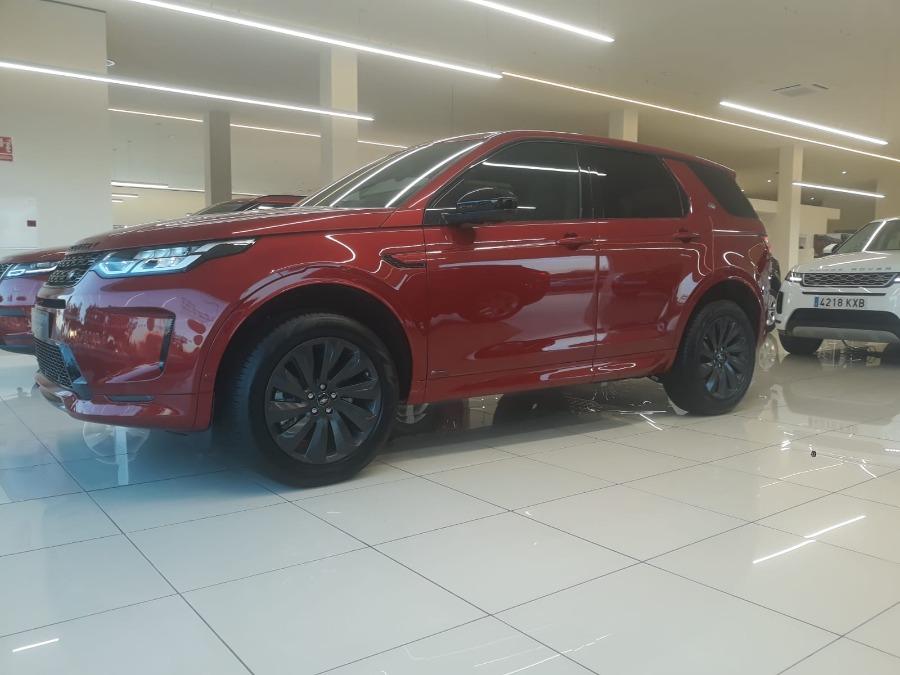 LAND ROVER Discovery Sport Granate Diesel Automático 4x4 SUV 5 puertas 2020