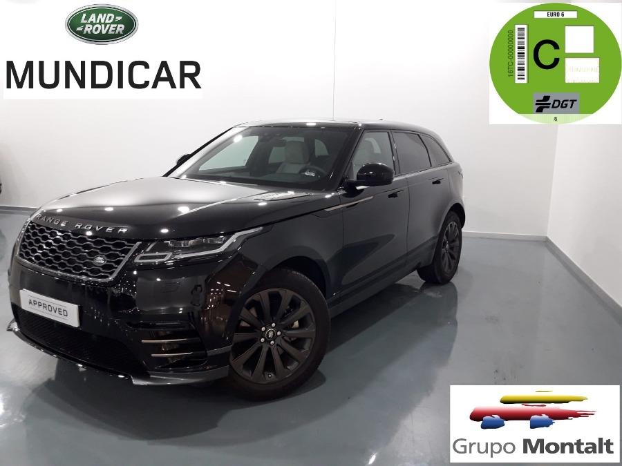 LAND ROVER Range Rover Velar Negro Diesel Automático 4x4 SUV 5 puertas 2019