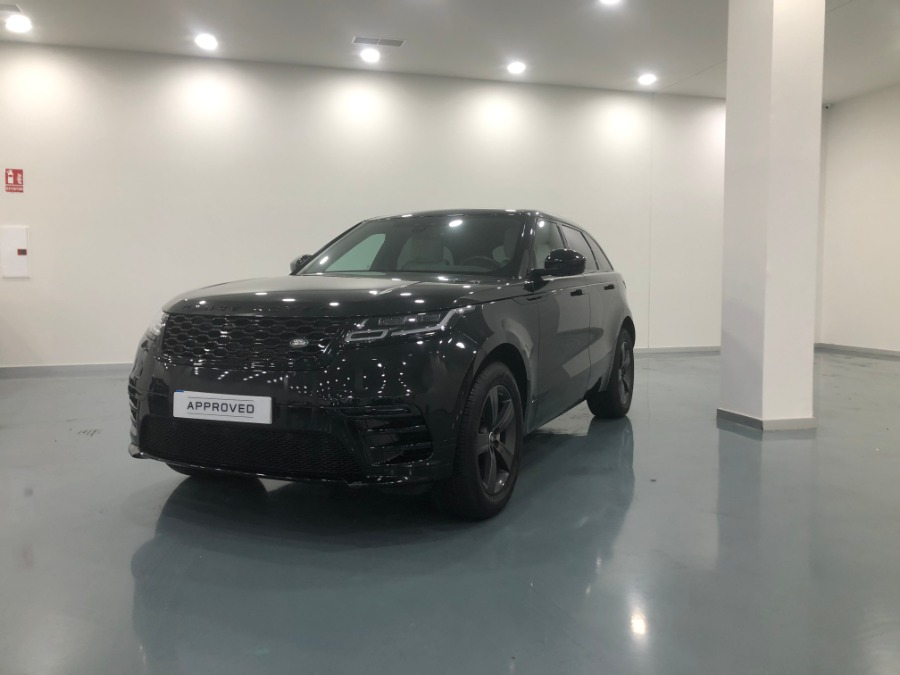LAND ROVER Range Rover Velar Negro Gasolina Automático 4x4 SUV 5 puertas 2018