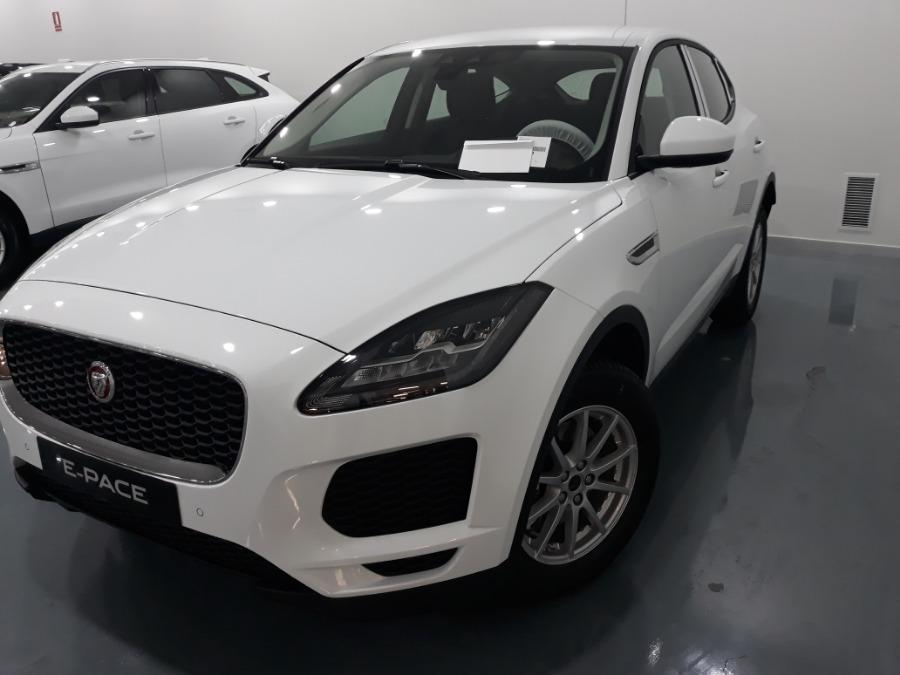 JAGUAR E-Pace Blanco Gasolina Automático 4x4 SUV 5 puertas 2019
