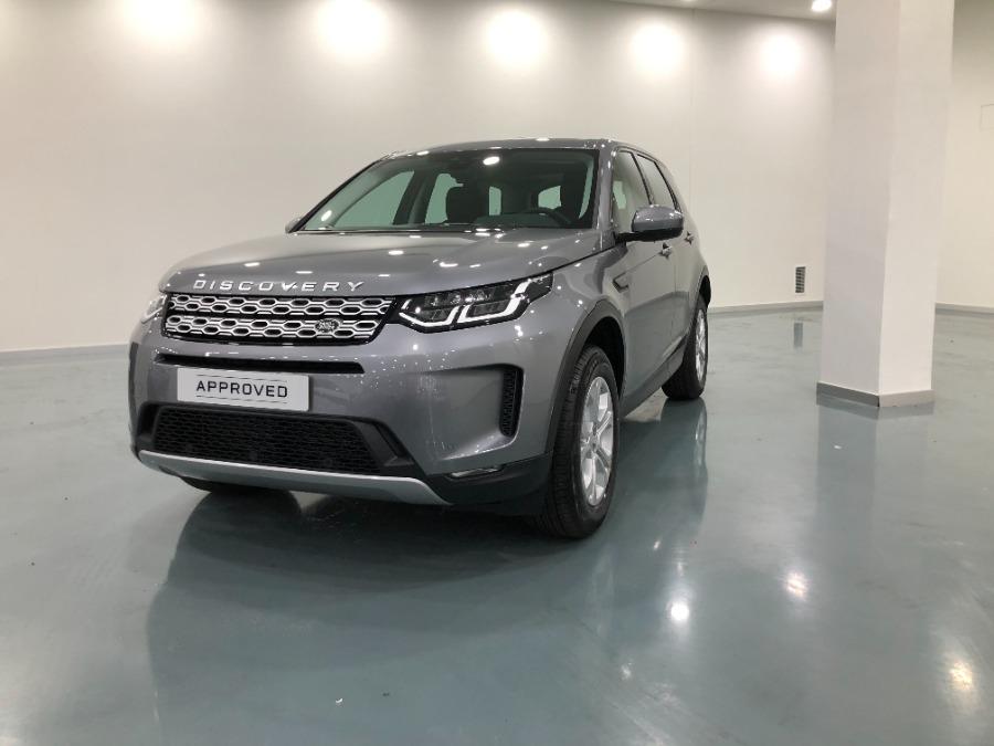 LAND ROVER Discovery Sport Gris / Plata Eléctrico / Híbrido Automático 4x4 SUV 5 puertas 2020