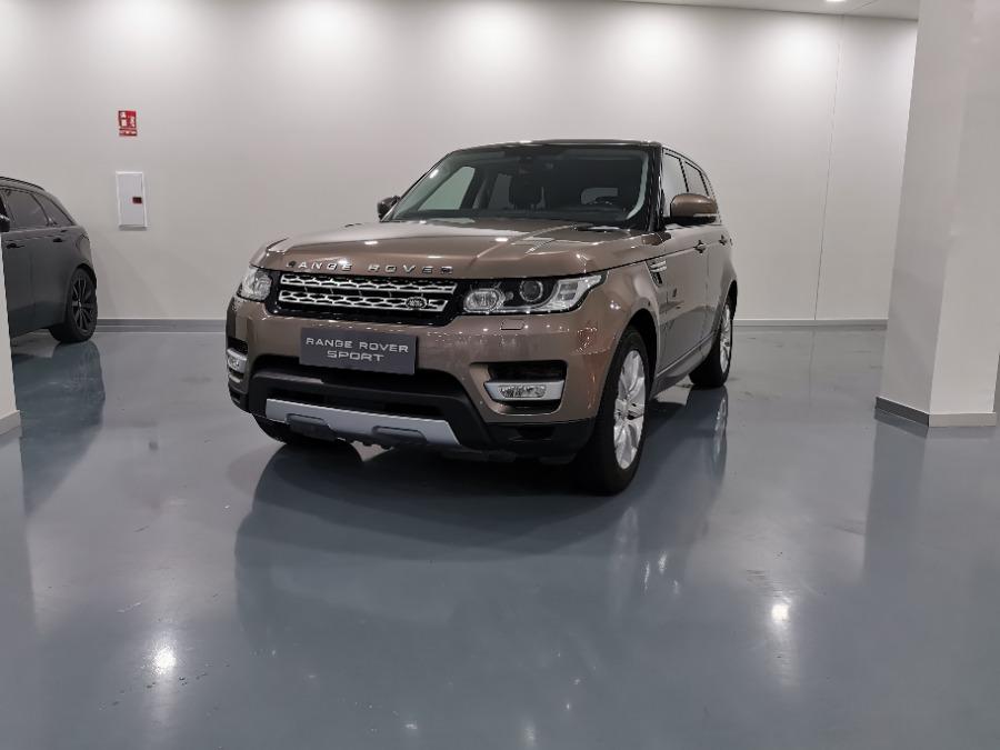 LAND ROVER Range Rover Sport Beige Diesel Automático 4x4 SUV 5 puertas 2015