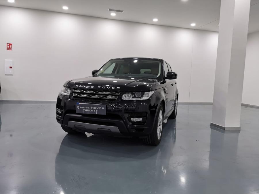 LAND ROVER Range Rover Sport Negro Diesel Automático 4x4 SUV 5 puertas 2014