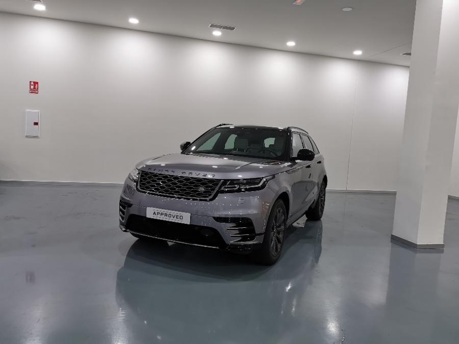 LAND ROVER Range Rover Velar Gris / Plata Eléctrico / Híbrido Automático 4x4 SUV 5 puertas 2021