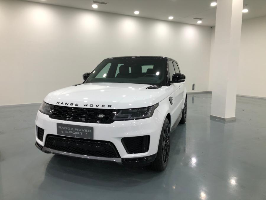 LAND ROVER Range Rover Sport Blanco Diesel Automático 4x4 SUV 5 puertas 2020