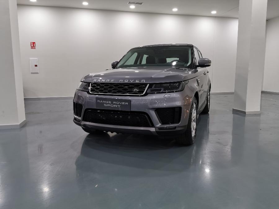 LAND ROVER Range Rover Sport Gris / Plata Eléctrico / Híbrido Automático 4x4 SUV 5 puertas 2021