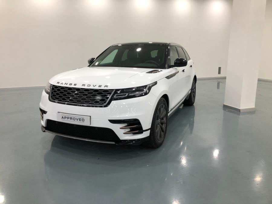 LAND ROVER Range Rover Velar Blanco Diesel Automático 4x4 SUV 5 puertas 2019