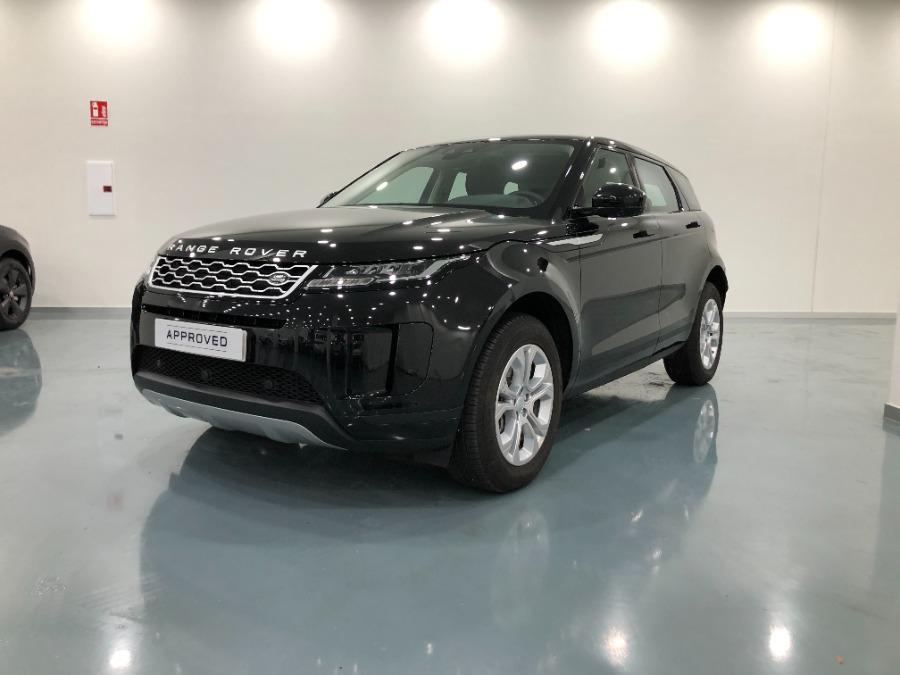 LAND ROVER Range Rover Evoque Negro Eléctrico / Híbrido Automático 4x4 SUV 5 puertas 2020