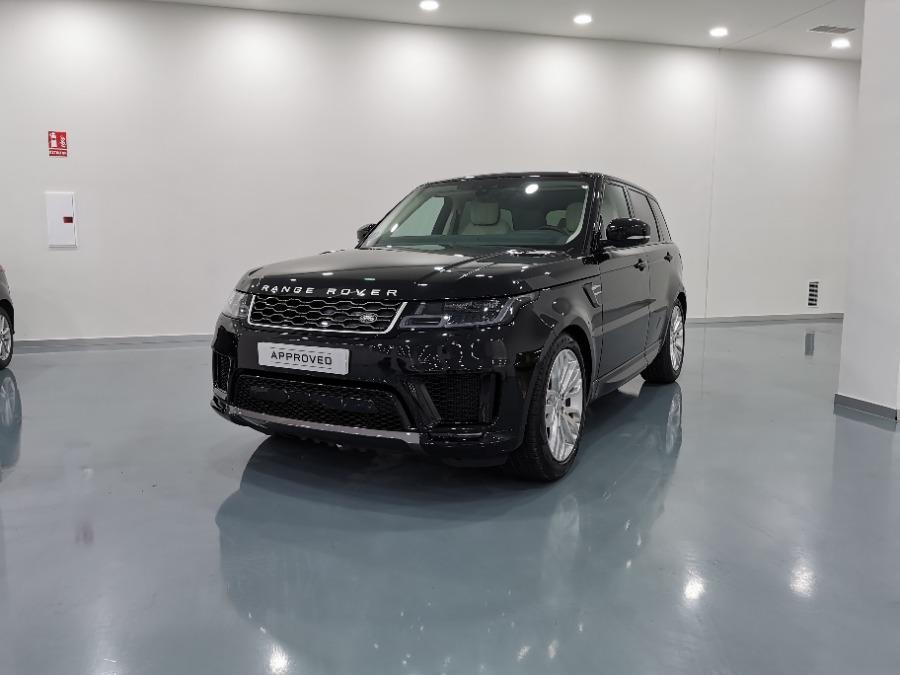 LAND ROVER Range Rover Sport Negro Eléctrico / Híbrido Automático 4x4 SUV 5 puertas 2019