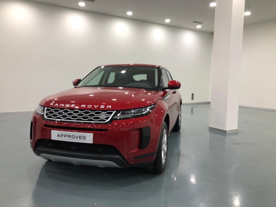 LAND ROVER Range Rover Evoque Rojo Eléctrico / Híbrido Automático 4x4 SUV 5 puertas 2019