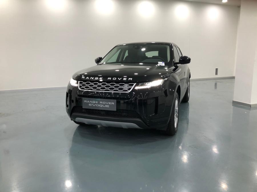 LAND ROVER Range Rover Evoque Negro Diesel Manual 4x4 SUV 5 puertas 2020