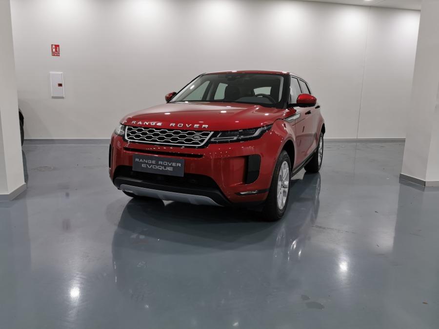 LAND ROVER Range Rover Evoque Rojo Eléctrico / Híbrido Automático 4x4 SUV 5 puertas 2020