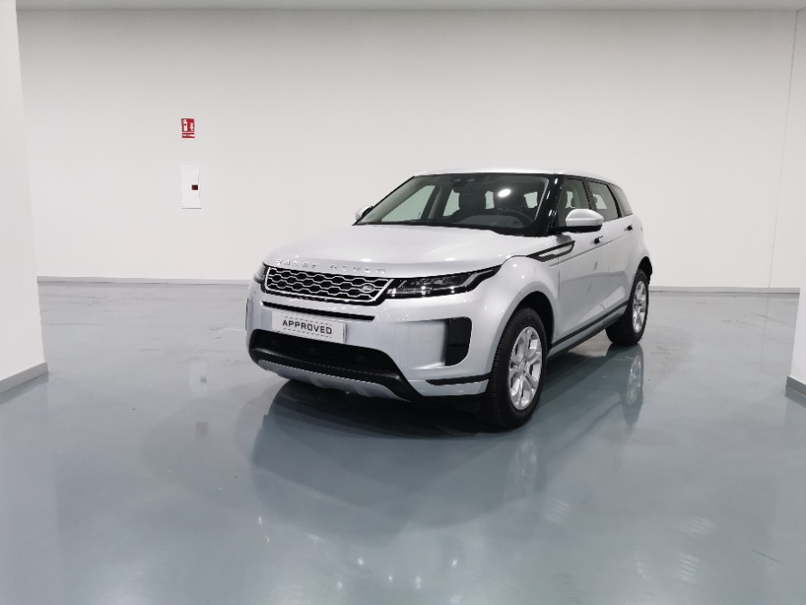LAND ROVER Range Rover Evoque Gris / Plata Eléctrico / Híbrido Automático 4x4 SUV 5 puertas 2020