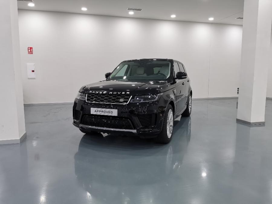 LAND ROVER Range Rover Sport Negro Diesel Automático 4x4 SUV 5 puertas 2020