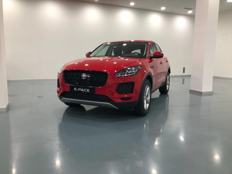 JAGUAR E-Pace Rojo Diesel Automático 4x4 SUV 5 puertas 2020