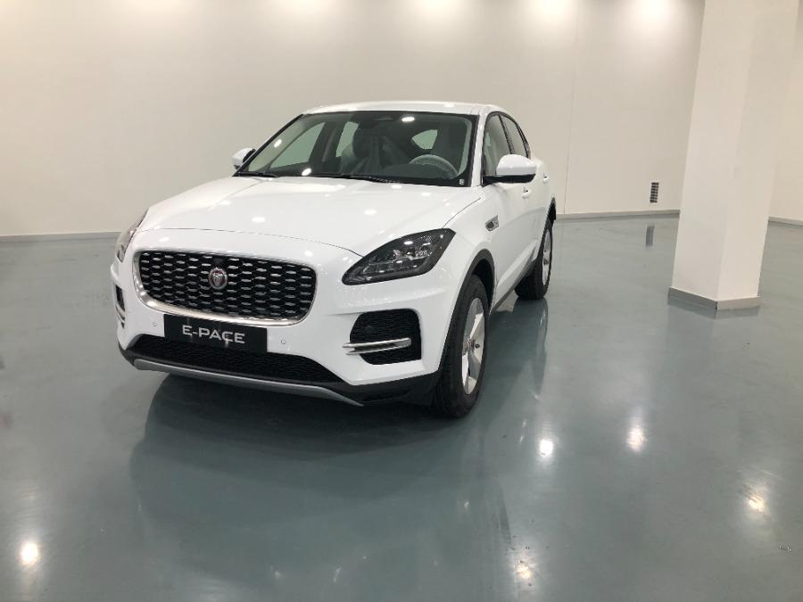 JAGUAR E-Pace Blanco Diesel Automático 4x4 SUV 5 puertas 2021