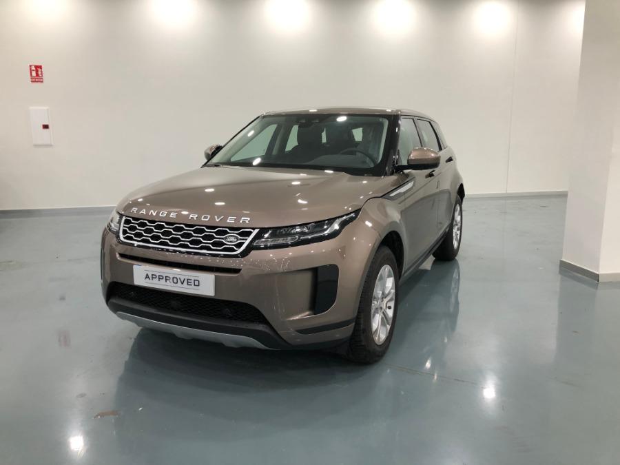 LAND ROVER Range Rover Evoque Marrón Eléctrico / Híbrido Automático 4x4 SUV 5 puertas 2020