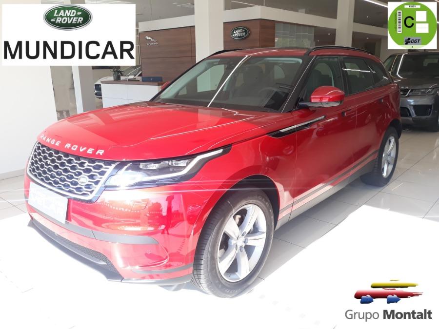 LAND ROVER Range Rover Velar Granate Diesel Automático 4x4 SUV 5 puertas 2019