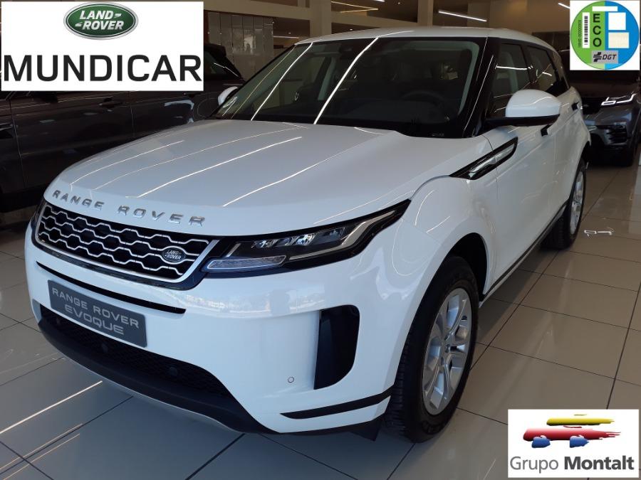 LAND ROVER Range Rover Evoque Blanco Diesel Automático 4x4 SUV 5 puertas 2019