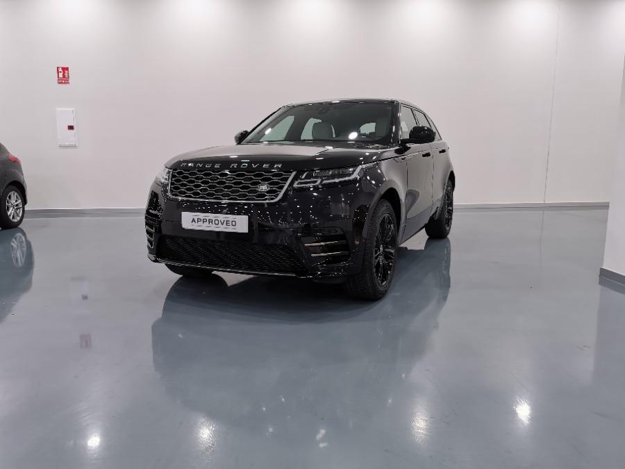 LAND ROVER Range Rover Velar Negro Diesel Automático 4x4 SUV 5 puertas 2020