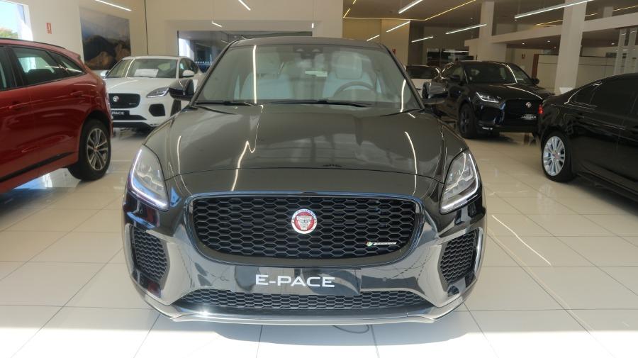 JAGUAR E-Pace Negro Diesel Automático 4x4 SUV 5 puertas 2020