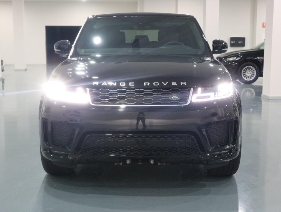 LAND ROVER Range Rover Sport Negro Eléctrico / Híbrido Automático 4x4 SUV 5 puertas 2020