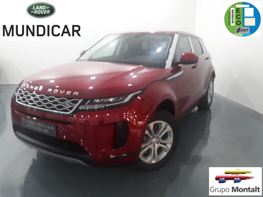 LAND ROVER Range Rover Evoque Granate Diesel Automático 4x4 SUV 5 puertas 2019