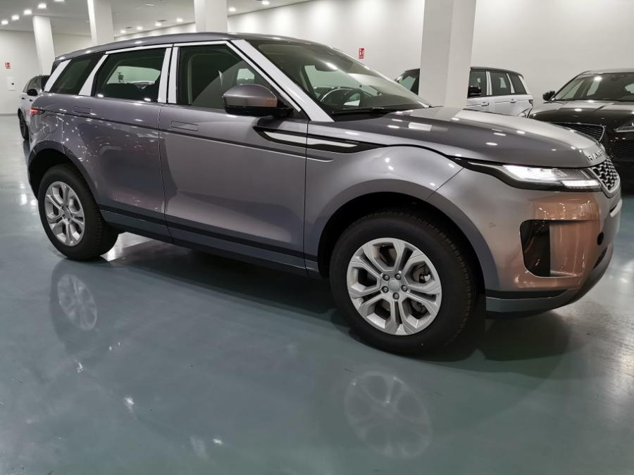 LAND ROVER Range Rover Evoque Gris / Plata Diesel Manual 4x4 SUV 5 puertas 2020