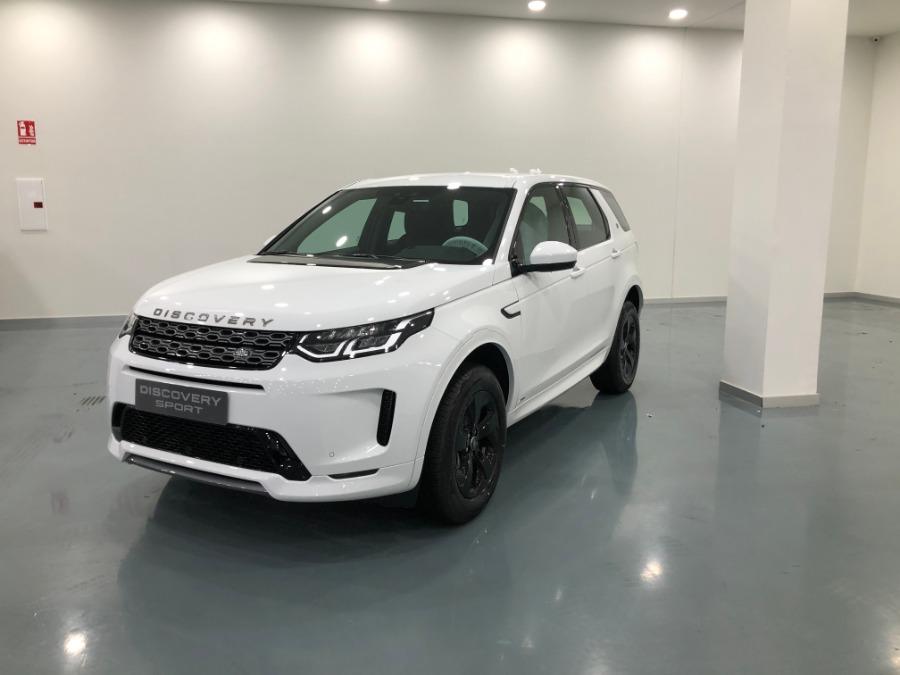 LAND ROVER Discovery Sport Blanco Eléctrico / Híbrido Automático 4x4 SUV 5 puertas 2020