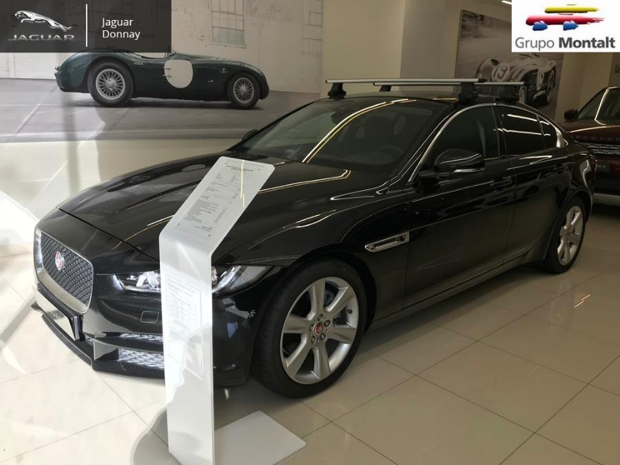 JAGUAR XE Negro Diesel Automático Berlina 4 puertas 2019