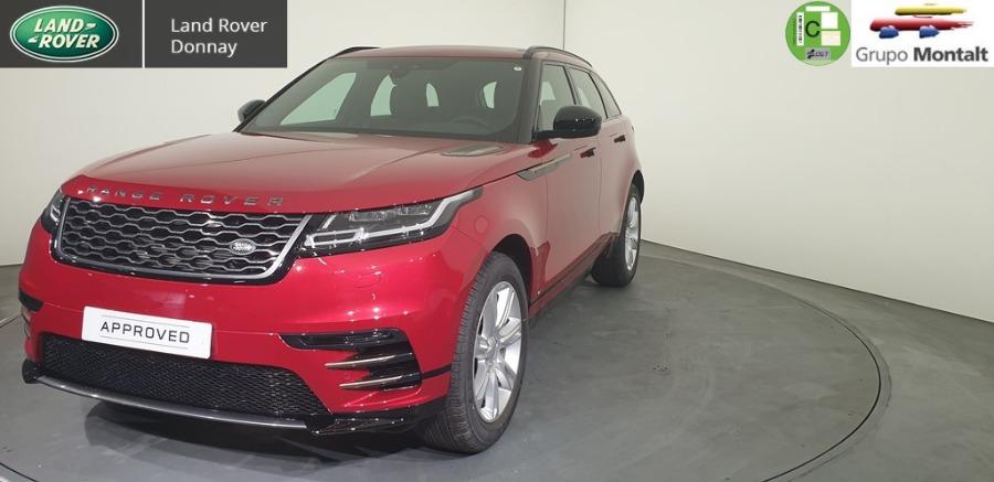 LAND ROVER Range Rover Velar Rojo Gasolina Automático 4x4 SUV 5 puertas 2017