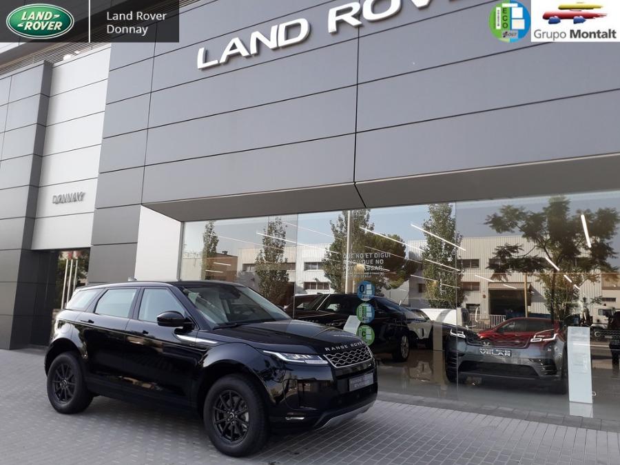LAND ROVER Range Rover Evoque Negro Diesel Automático 4x4 SUV 5 puertas 2019