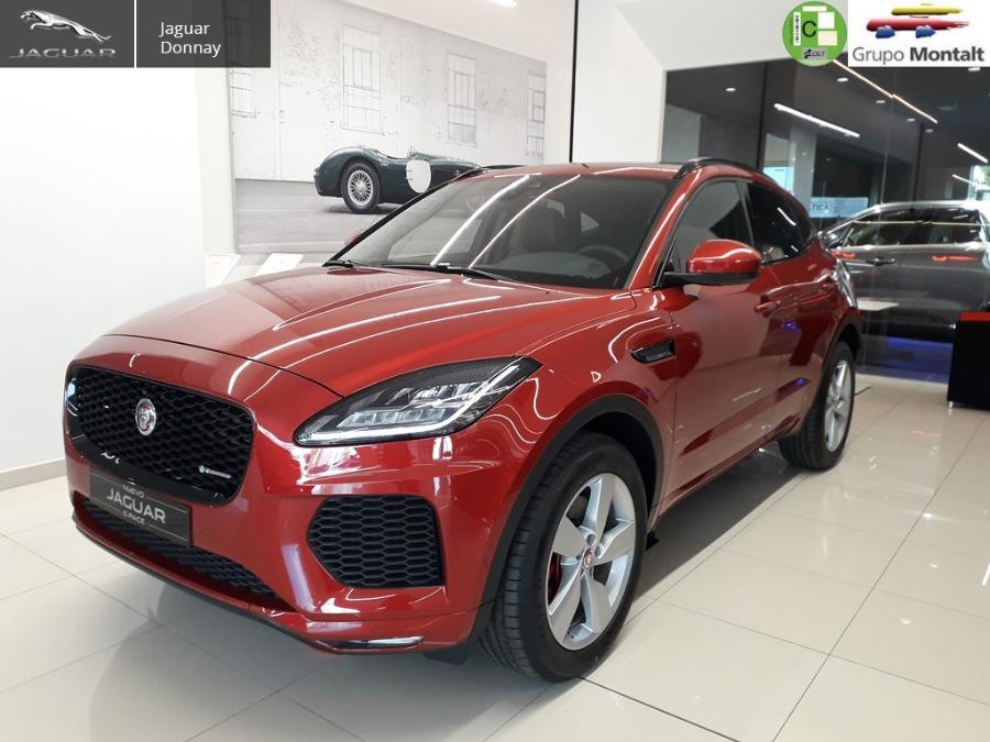 JAGUAR E-Pace Rojo Gasolina Automático 4x4 SUV 5 puertas 2018