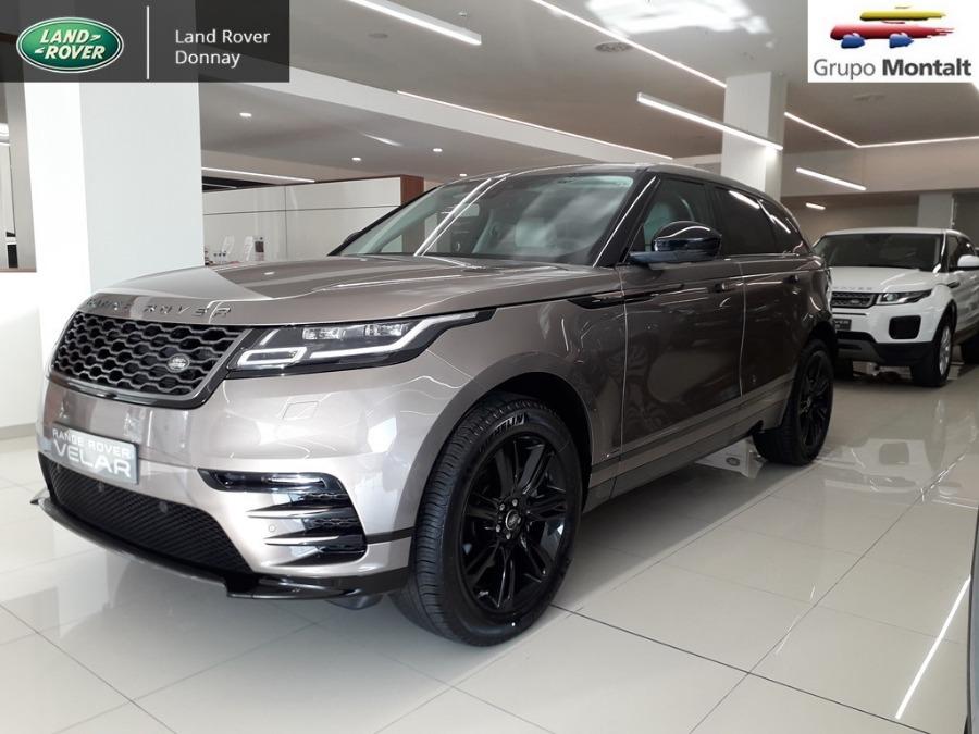 LAND ROVER Range Rover Velar Marrón Diesel Automático 4x4 SUV 5 puertas 2019